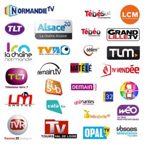 logo chaines de tv