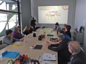 Atelier Plus que PRO pour la CCI de Colmar