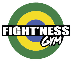 logo fightness gym