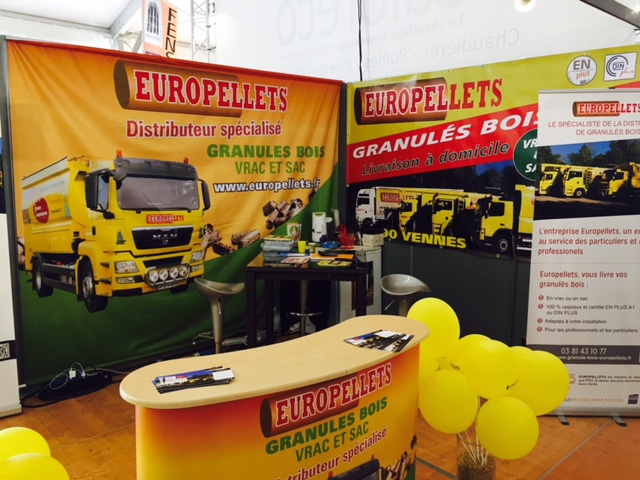 stand europellets