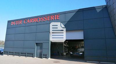 Inter Carrosserie : + 23 000 € de Chiffre d'Affaires