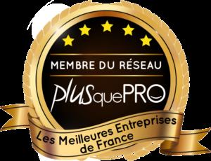 label membre Plus que PRO