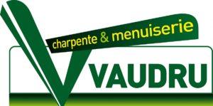logo menuiserie vaudru