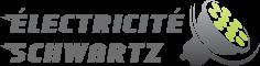 logo électricité schwartz