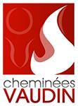 logo cheminées vaudin