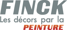 logo peinture finck