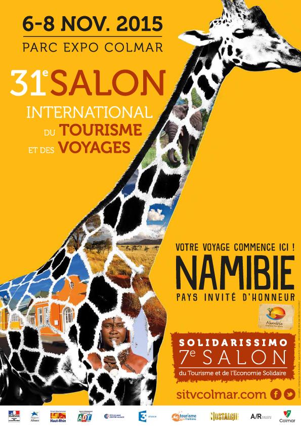 salon international du tourisme et des voyages
