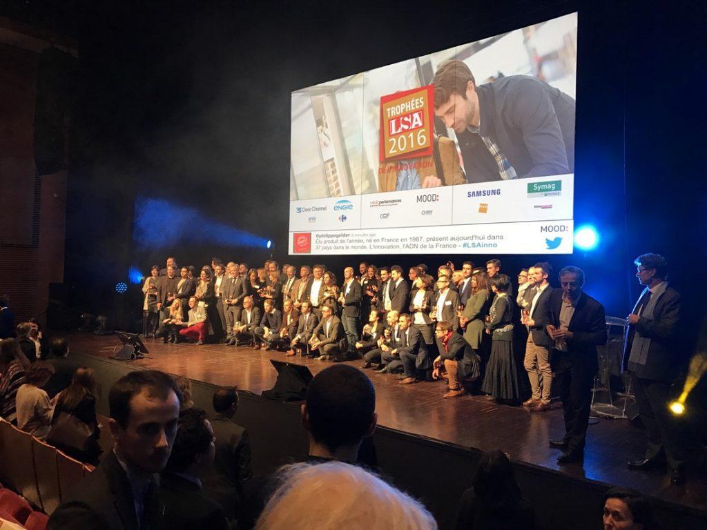 Trophées LSA 2016 de l'innovation