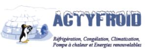 Logo de la société ActyFroid