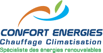 Logo Confort Energies