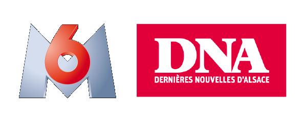 Logo M6 -DNA