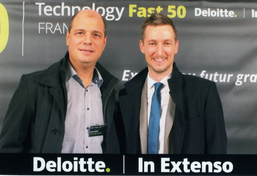 technology fast 50 groupe sereliance