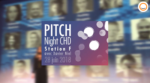 Visuel Pitch Night