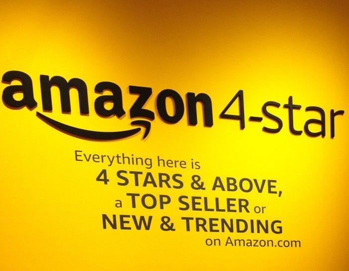 Les produits Amazon notés 4/5 ou plus ont désormais droit à leur magasin !