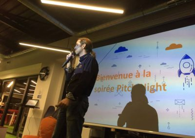 Pitch Night ABA