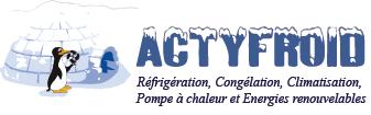 Logo Actyfroid
