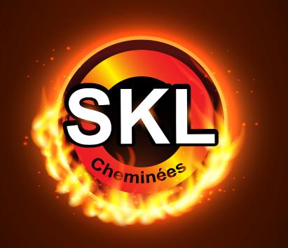 Logo SKL Cheminées