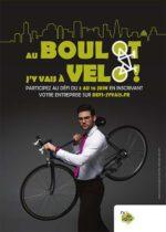 Plus que PRO participe à un défi vélo