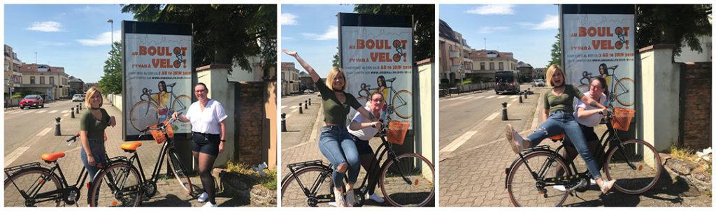 Les salariés de Plus que PRO participent au défi vélo
