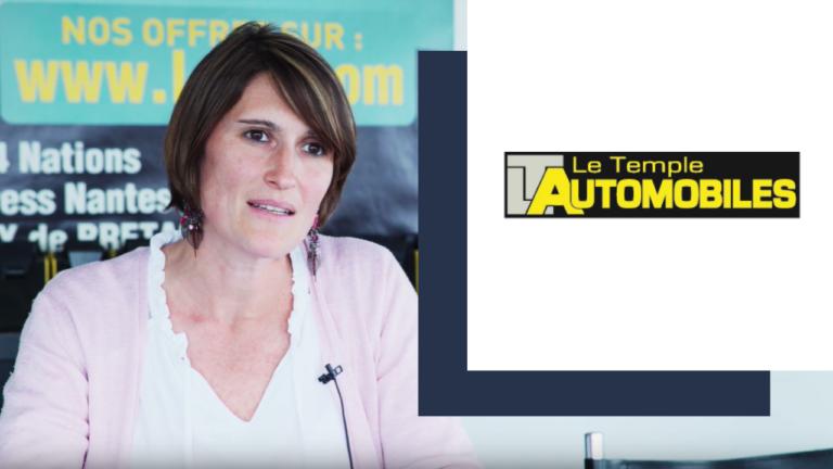 Adhérent Plus que PRO : Le Temple Automobiles renouvelle sa confiance (2019)