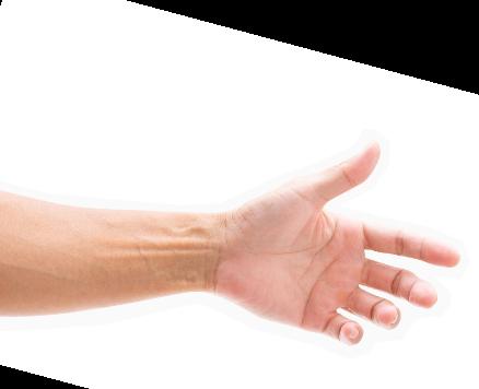 main-gauche