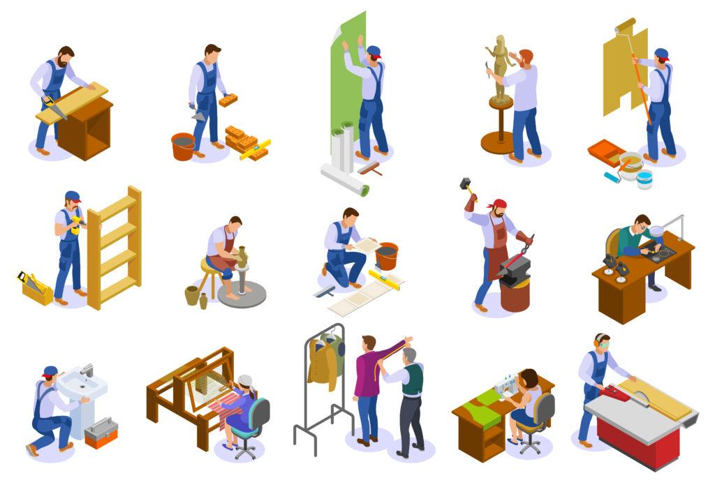 Choisir le bon artisan