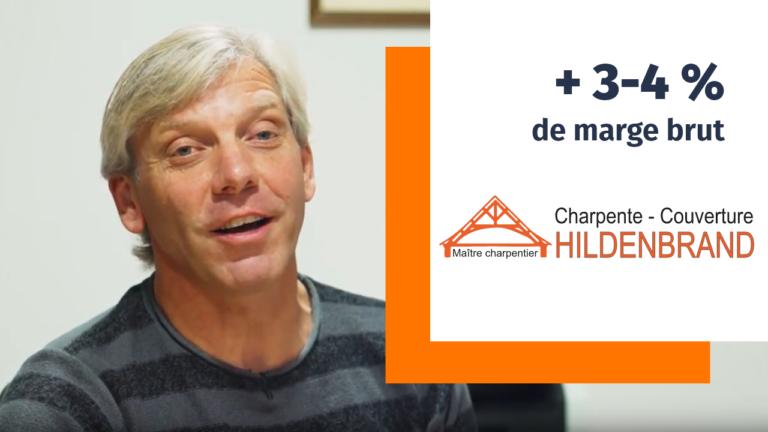 Adhérent Plus que PRO : Charpente Hildenbrand renouvelle sa confiance (2019)