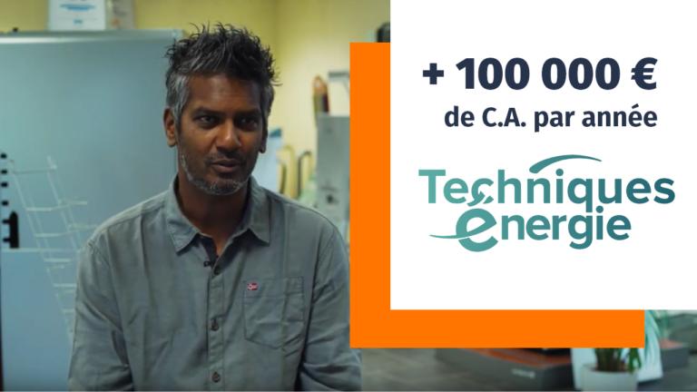 Adhérent Plus que PRO : Techniques Energie renouvelle sa confiance (2019)