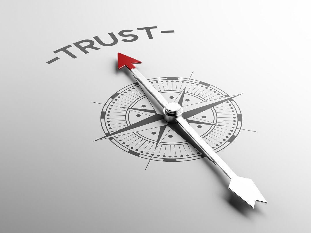 baromètre qui indique la confiance