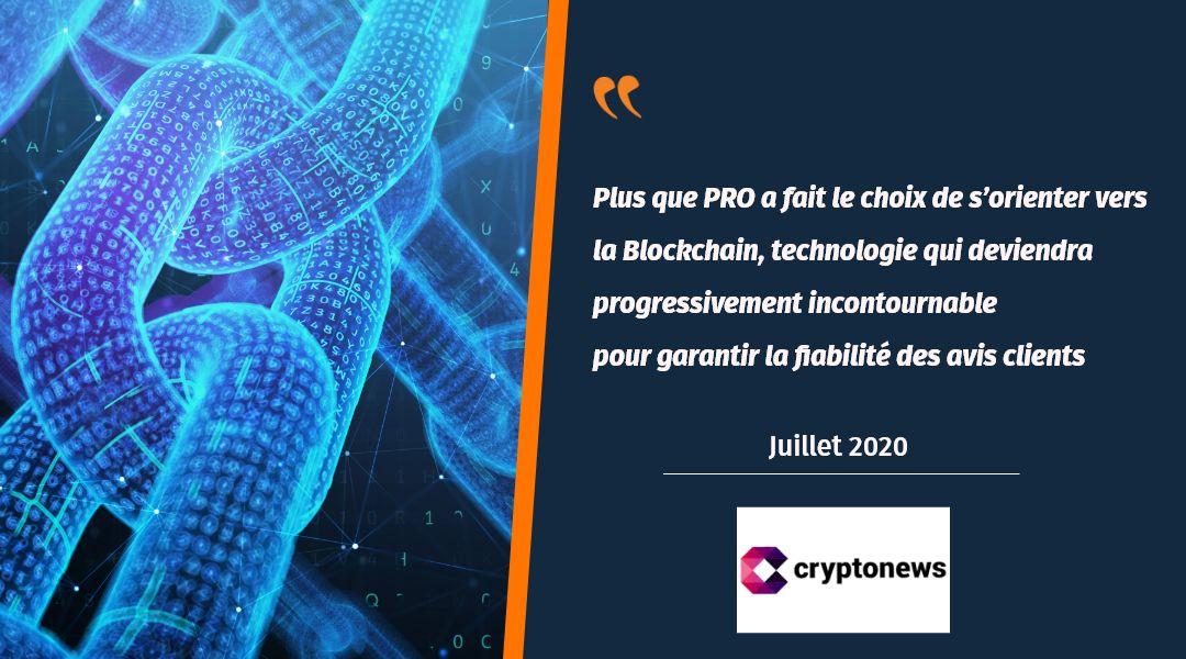 Avis Clients Blockchain dans Cryptonews