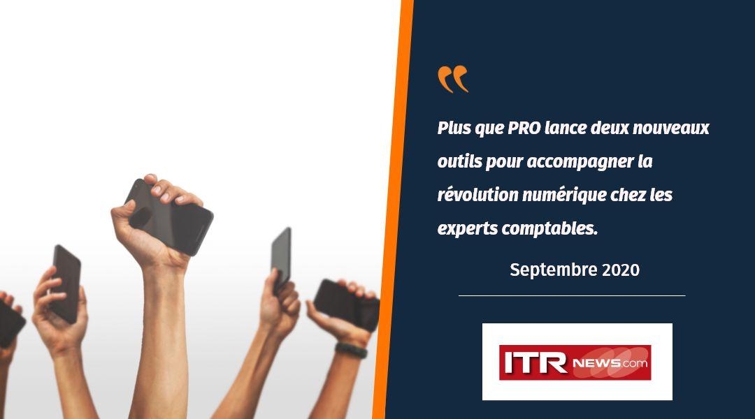 ITR News parle de Devizen et expert-comptable.net