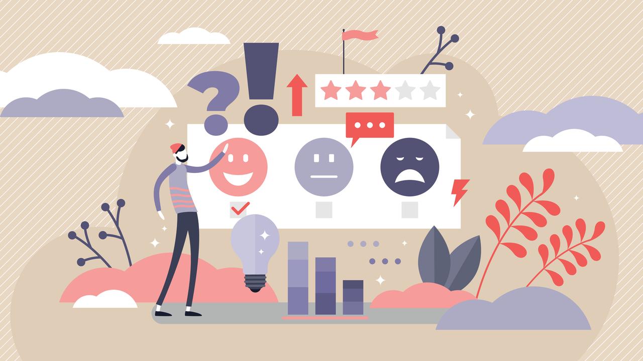 Étude sur les attentes du consommateur